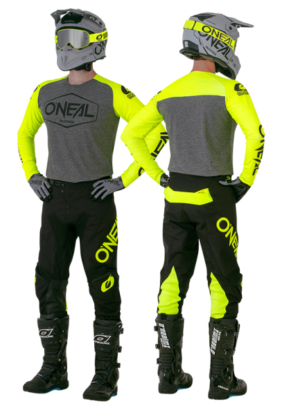 O'Neal MAYHEM LITE Pants HEXX yellow neon
