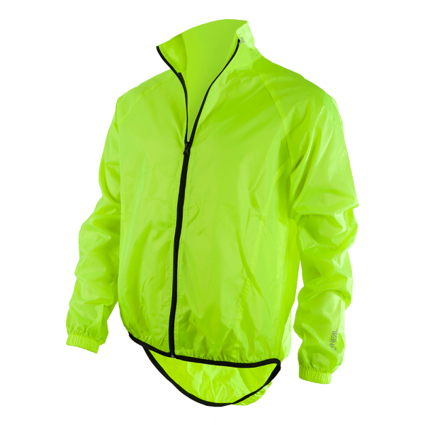 BREEZE Rain Jacket (neon yellow)