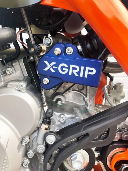 X-GRIP Drosselklappen Sensor TPI/TEi Schutz KTM/HUSQ