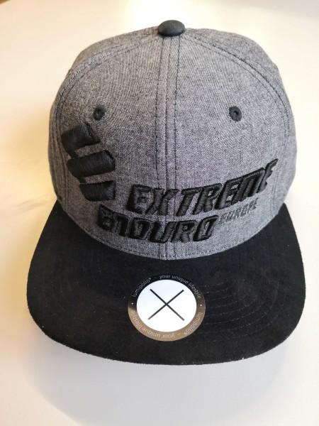 Extreme Enduro Europe Snapback (grau)