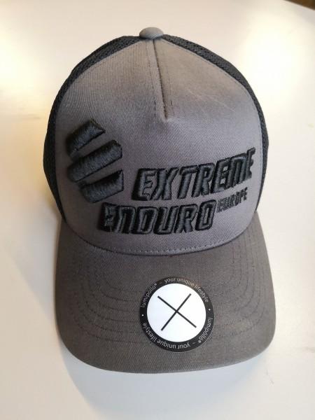 Extreme Enduro Europe grau (rund)
