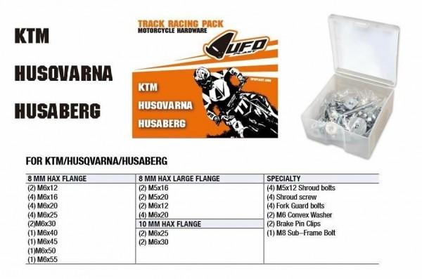 KTM & Husqvarna Schrauben Set 51 tlg