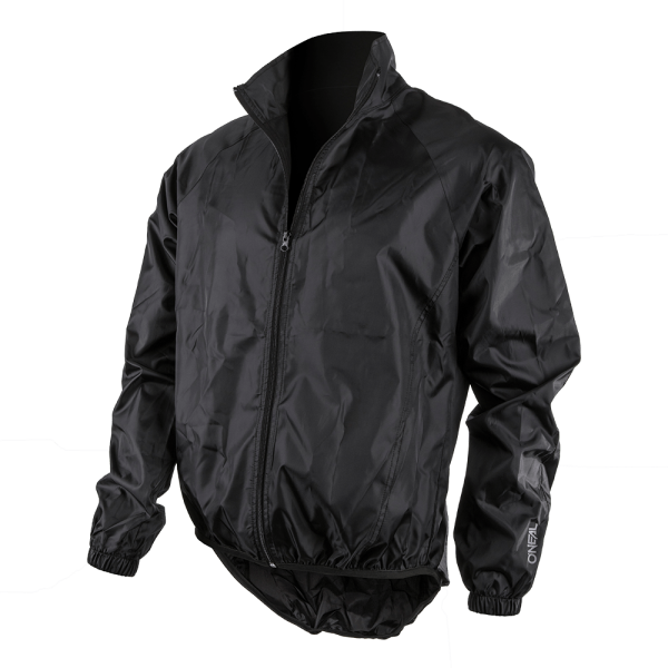 BREEZE Rain Jacket (black)