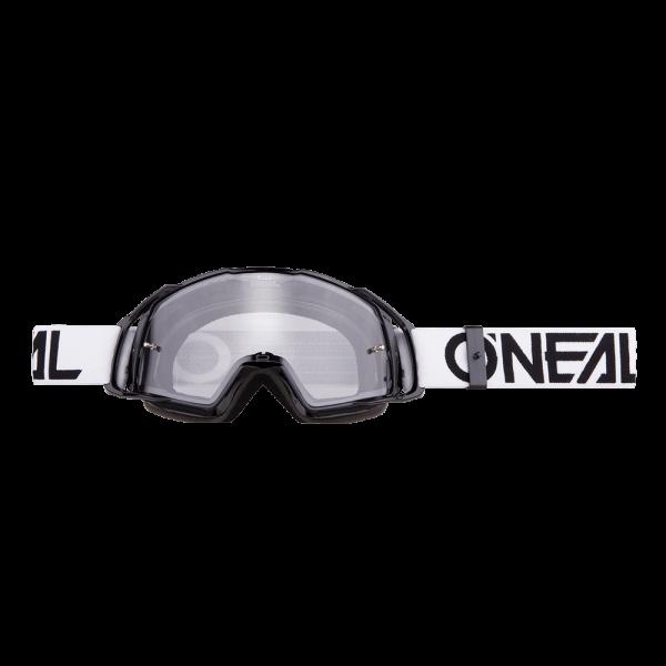 A**B-20 Goggle FLAT (clear)