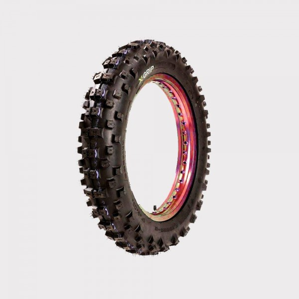 X-GRIP Super Enduro (Hart) 120/90 18