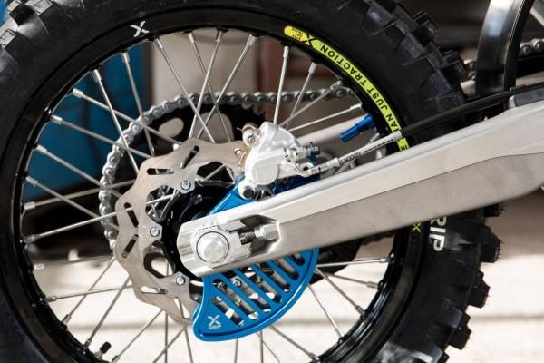 X-GRIP Bremsscheiben-Schutz KTM/Husqvarna (hinten)