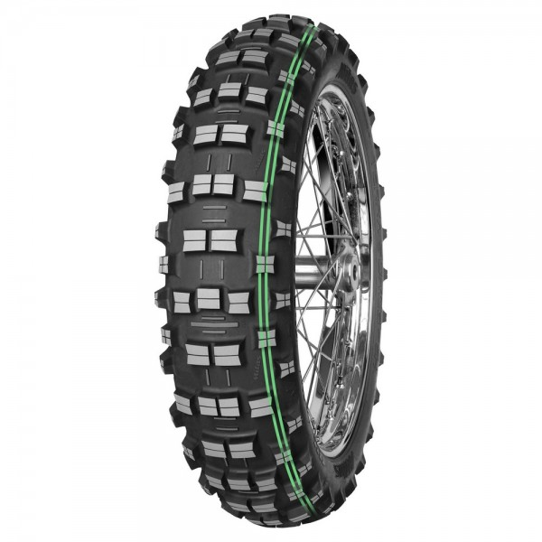 Mitas Terra Force EF (Grün / Soft) 140/80 18 single green