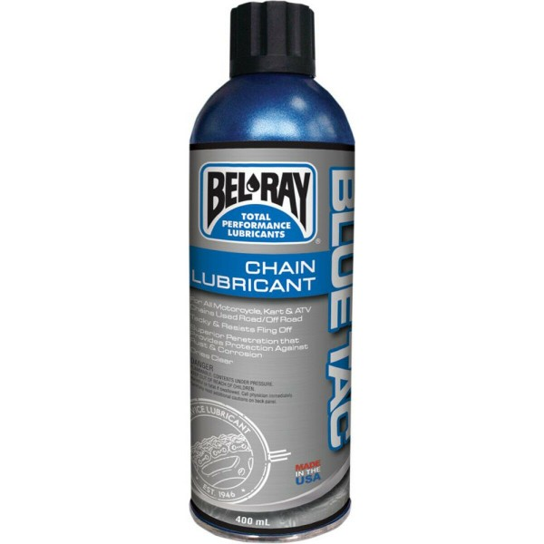 Bel Ray Blue Tac Kettenspray (400mL)