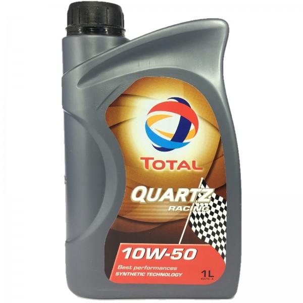 Total 10W-50 Racing (vollsynthetisch 1L) Motor/Getriebe Öl
