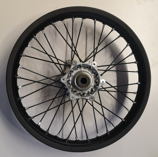 "KTM orig. Felge 18"" schwarz/silber KTM Husqvarna"