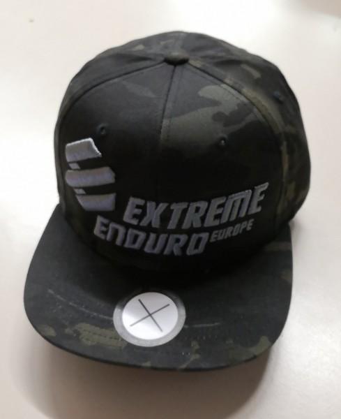 Extreme Enduro Europe Snapback (camo)