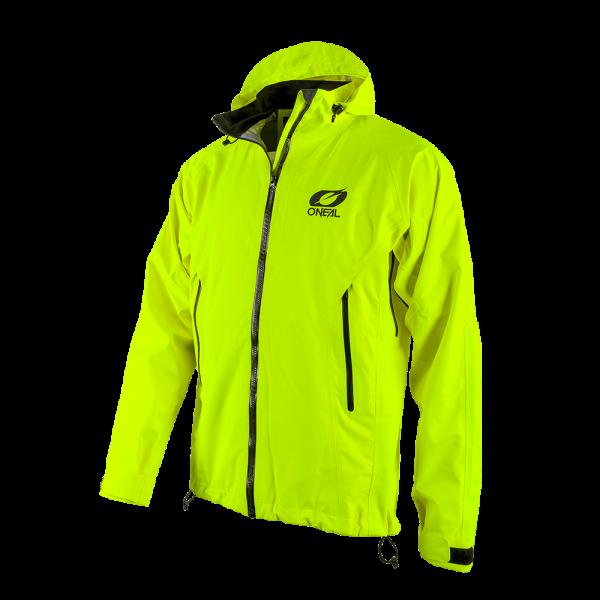 TSUNAMI Rain Jacket (neon yellow)