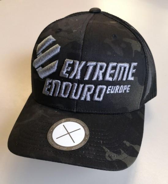 Extreme Enduro Europe Classic Hat camo (rund)