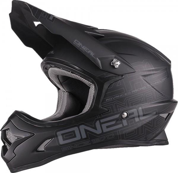 A**3SRS Helmet FLAT (black)