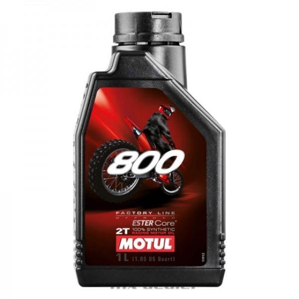 MOTUL 800 2 Takt Öl (vollsynthetisch 1L)